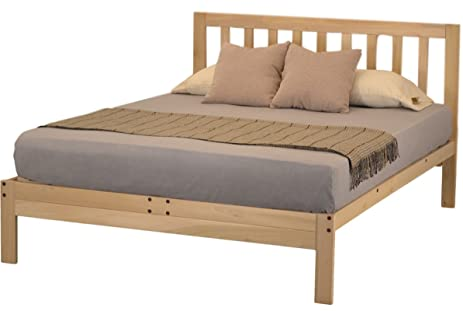 charleston 2 platform bed full