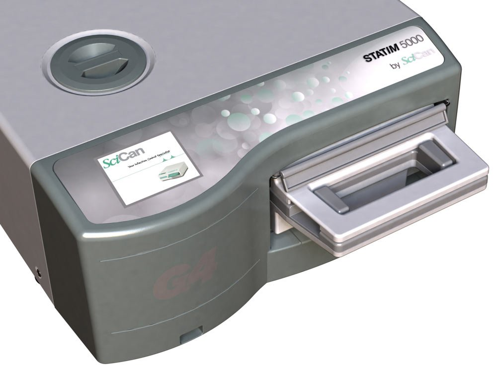 New Scican Statim G4 5000 Sterilizer Autoclave Fast and Compact