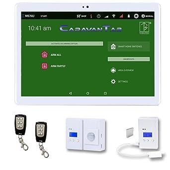 El sistema de alarma Camper - CaravanTab la solución 360 ...