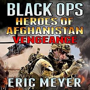 Black Ops Heroes of Afghanistan Audiobook