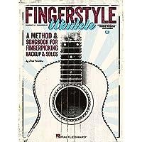 Sokolow Fingerstyle Ukulele Bk/Cd