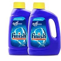 finish 洗碗机专用洗涤粉剂1kg*2(进口)(亚马逊自营商品, 由供应商配送)