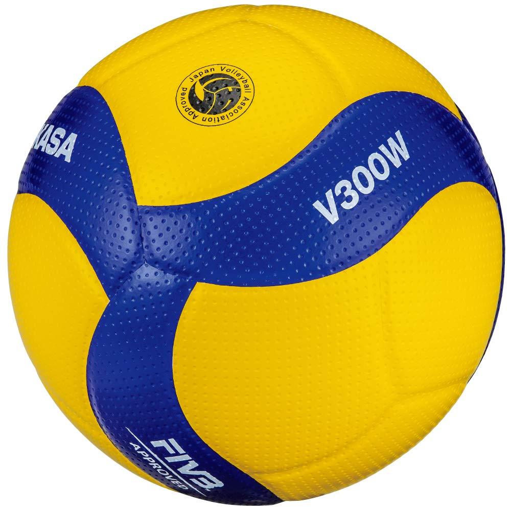 Color Azul MIKASA V300W Talla 5 Bal/ón de Voleibol