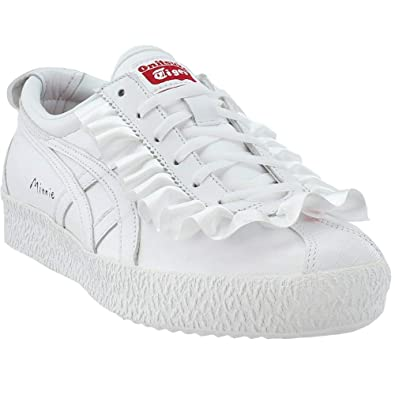 8d9f459f4e8d Onitsuka Tiger Mexico Delegation Womens - Disney (Minnie Mouse) in White  White 7.5