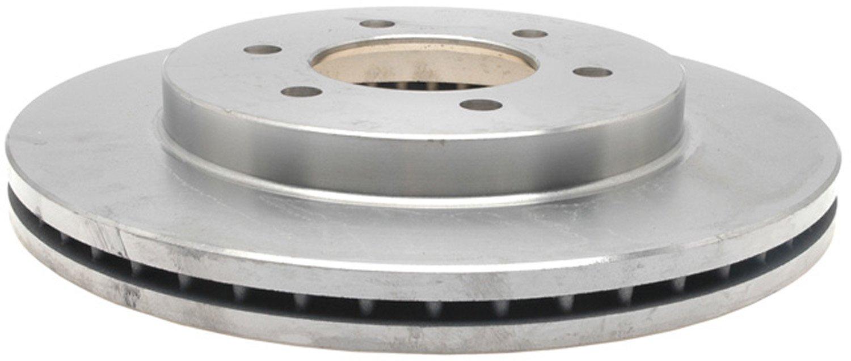 ACDelco 18A1625A Advantage Non-Coated Front Disc Brake Rotor