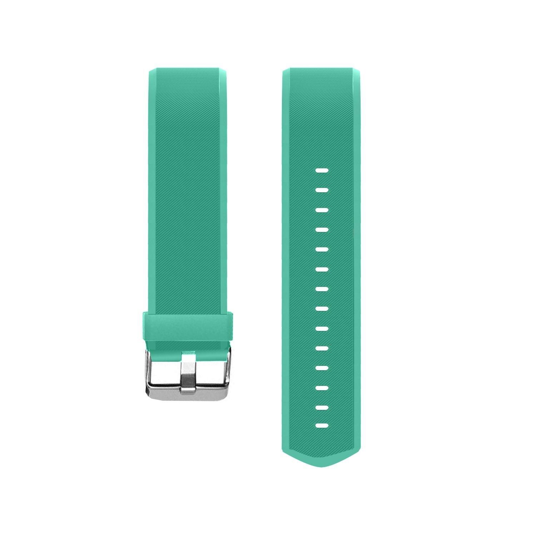 morefit HR Plusスリムバンド、調節可能な交換用ストラップfor morefitスリムHR PlusスマートWristbands Slim HR Plus Rb GN グリーン グリーン B073YB3W2Q
