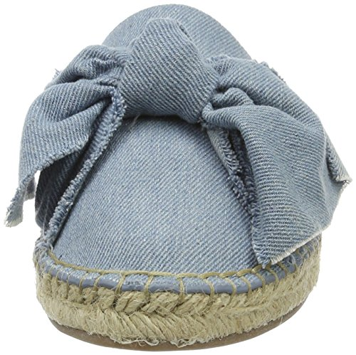 Buffalo Shoes 316-3740 Fabric, Mocasines para Mujer Azul (BLUE)