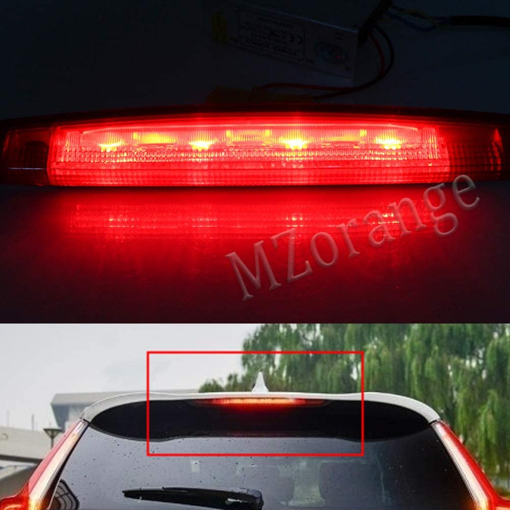 Akozon Brake Light,High Mounted 3rd Brake Lamp Accessory 34270-T0A-A01 Fits for CR-V LX EX-L EX 2012-2014
