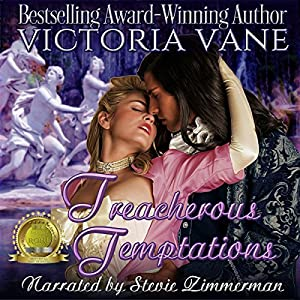 Treacherous Temptations Audiobook