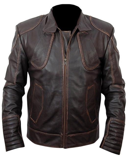 2995d647a7 Classyak moda uomo alla moda Slim Fit giacca di vera pelle di alta ...