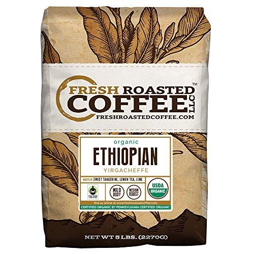 Ethiopian Yirgacheffe Coffee Fresh Roasted