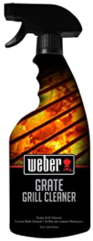 Weber Professional Strength Non-toxic Degreaser Grill Cleaner