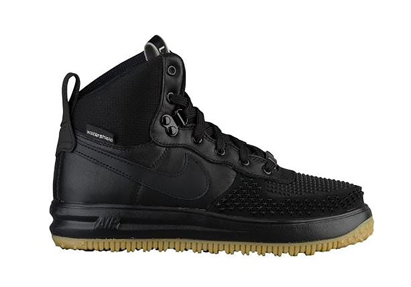 Nike Lunar Force 1 Duckboot (GS) Youth boots 882842 001 Multiple sizes (5)
