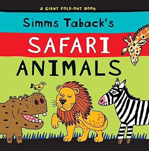 Read Online Simms Taback's Safari Animals pdf