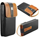 Crazy Horse Leather Protective Bag Pouch Cover Case for BeoPlay A2 B&O Play by BANG & OLUFSEN Bluetooth Speaker