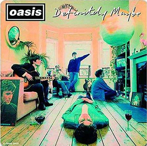 Oasis Coaster, Definitely Maybe