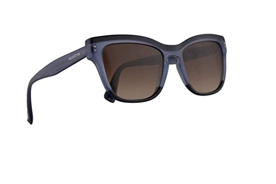 Amazon.com: Valentino VA 4036 - Gafas de sol, color azul ...