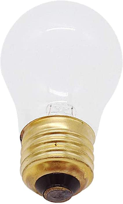 Amazon Com Ami Parts 8009 Bulb 40w 130v Replacement Light Specially Designed To Withstand Extreme Temperatures Often Used To Light The Inside Of Refrigerators And Ranges 1pc Home Improvement
