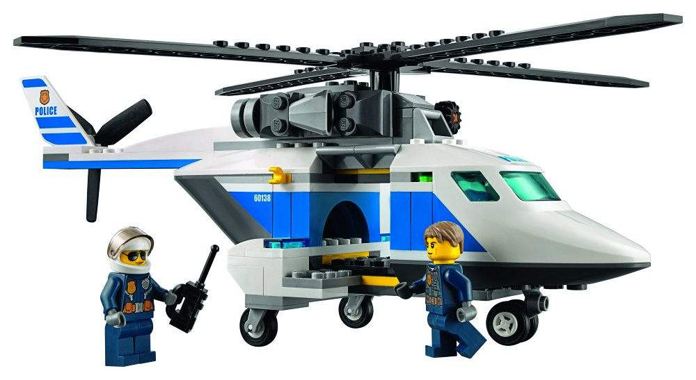 LEGO City Police High-Speed Chase 60138 Building Toy by LEGO (Image #2)