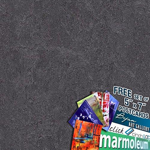 Ash Flooring (MARMOLEUM CLICK Cinch Loc 12
