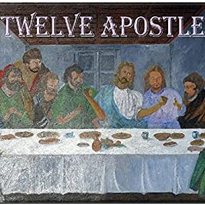 The Twelve Apostles Audiobook