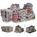 Wrebbit / Puzz3D 3D San Francisco USA 1512 Piece Puzzle by Wrebbit