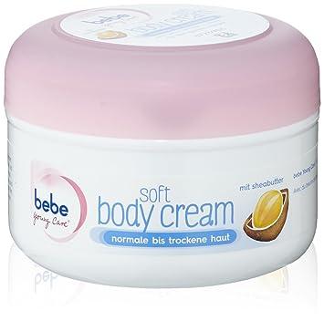 Super Bebe Young Care Soft Body Creme, 200 ml, 3er Pack (3 x 200 ml @EK_04