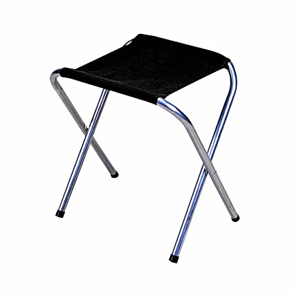 Peachy Stansport Folding Camp Stool Black 16 X 14 Inch Ocoug Best Dining Table And Chair Ideas Images Ocougorg