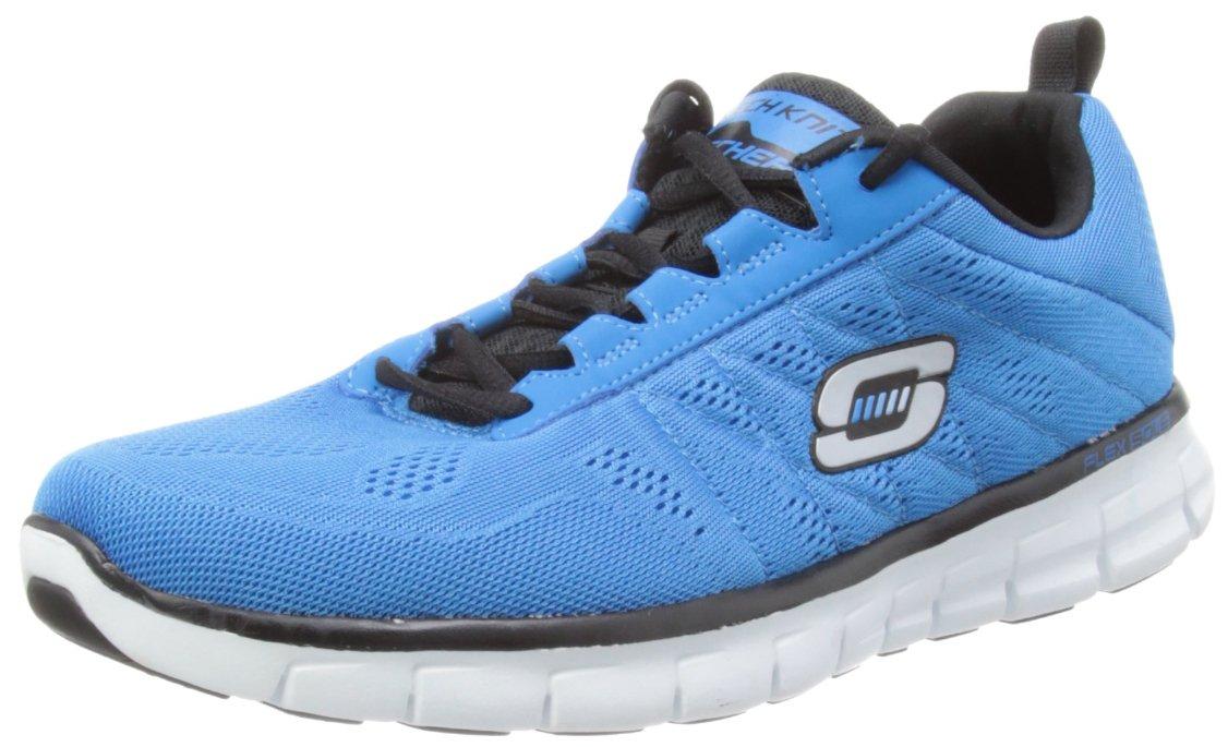 Skechers Synergy- Power Switch - Zapatillas de deporte para hombre 39 EU|Azul (Blbk)