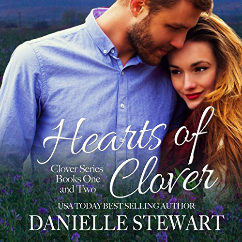 Heart Clover - Hearts of Clover: The Clover Series, Books 1 & 2