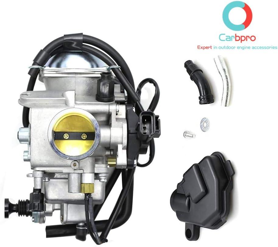Carbpro ATV Carburador para Honda TRX650 Foreman Rubicon 650 TRX-650 RINCON 16100-HN8-013