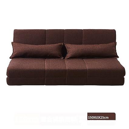 Amazon.com: XUE Sofa, Foldable, Washable Wash, Sofa Bed ...