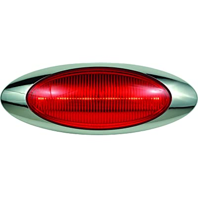 Optronics 00212137P Red LED Clearance Light: Automotive