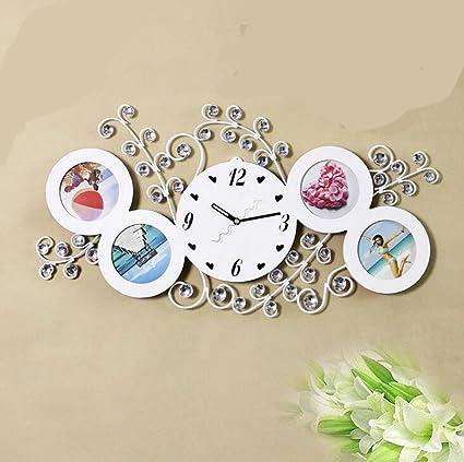 Madaye Hierro marcos de cuadros relojes de moda creativo Continental ...