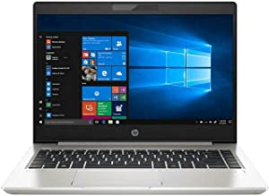 "2019 HP ProBook 440 G6 14"" Laptop Computer/ Intel Quad-Core i5-8265U Up to 3.9GHz/ 16GB DDR4 RAM/ 512GB SSD/ 802.11AC WiFi/ Bluetooth 4.2/ HDMI/ Windows 10 Professional"