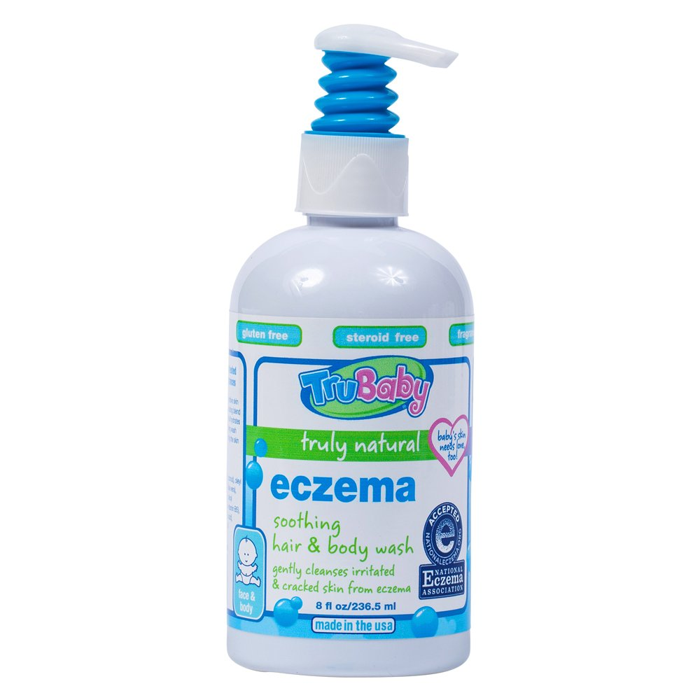 Amazon.com : TruKid Eczema Bubble Podz, Natural Bubble Bath with ...