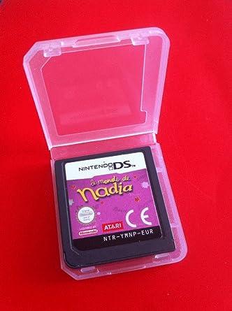 El Mundo De Nadia Solo Cartucho Nintendo Ds Juego Compatible