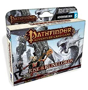 Pathfinder: Rise of the Runelords Deck 5 - Sins of the Saviors Deck