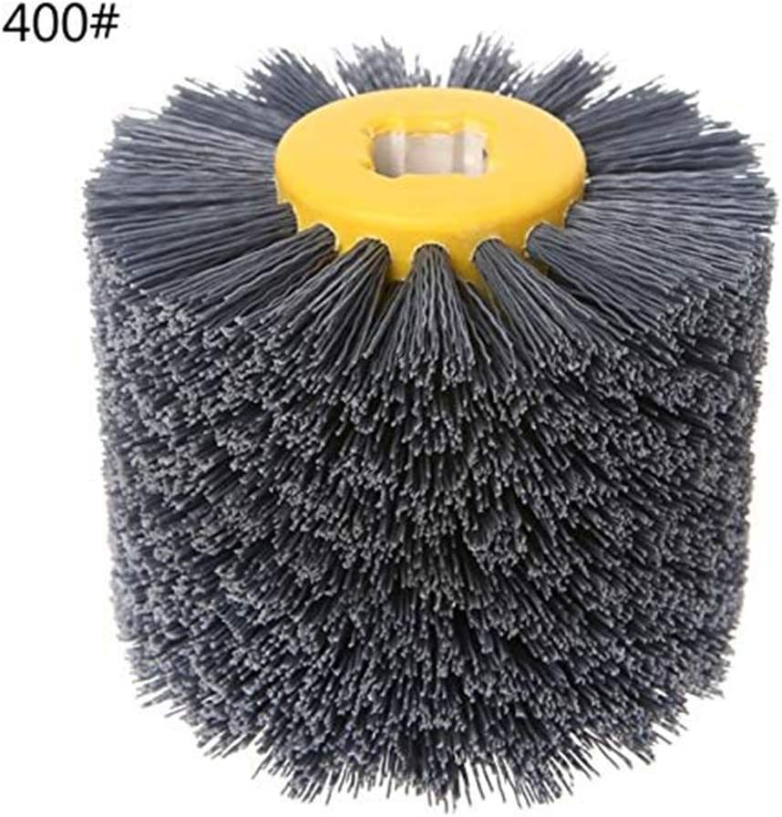la Corrosion et la Peinture 240# id/éal pour enlever la Rouille R/éduction de la Rupture du Fil et Plus Longue dur/ée de Vie Chanhan Lot de brosses m/étalliques pour perceuse /à Fil