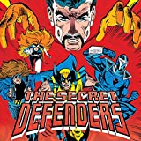 img - for Secret Defenders (1993-1995) (Collections) (2 Book Series) book / textbook / text book