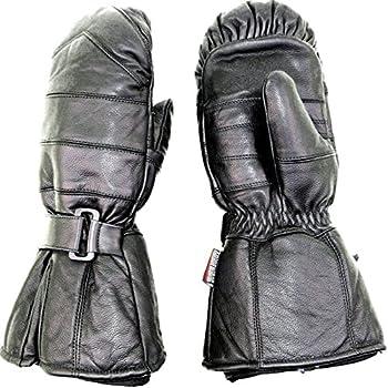 Amazon.com: Premium Leather Snowmobile 3-Finger Trigger