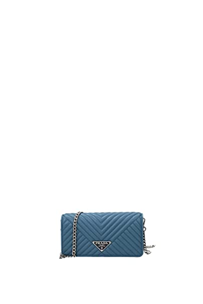 e31bf6768734 Crossbody Bag Prada Women - Leather (1DH044NAPPAIMPUNTUREASTRALE):  Amazon.co.uk: Clothing