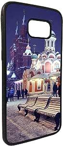 كفر جلاكسي نوت 5 بتصميم لوحة فنية لروسيا