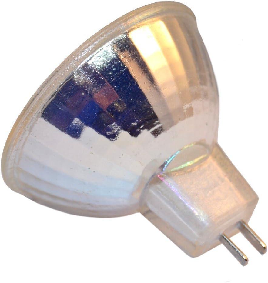 031293027504//3129302750 Replacement plus HQRP Coaster JCR120V//150W 120V150W HQRP 120V 150W MR16 Shape GY5.3 Base Halogen Lamp for Bulb JCR120V-150W JCR120V 150W JCR120V150W