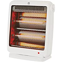 Brentwood Appliances H-Q800W Quartz Radiant Heater White