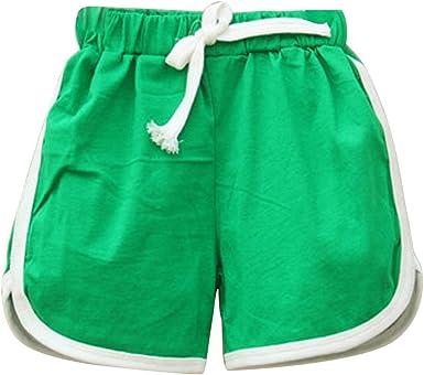 ARAUS Pantalones Cortos para Playa de Verano para Niño Deportes ...