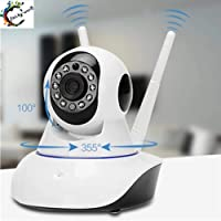 FINICKY-WORLD V380 Wireless HD IP Security Camera Dual Antenna Live View