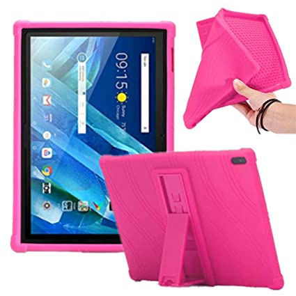 huge selection of 60a2c 027d5 Lenovo tab 4 10 Kids Case, [Kids Friendly] Light Weight [Anti Slip]  Shockproof Protective Cover for Lenovo Tab 4 10 Plus TB-X704F/N Android  Tablet ...