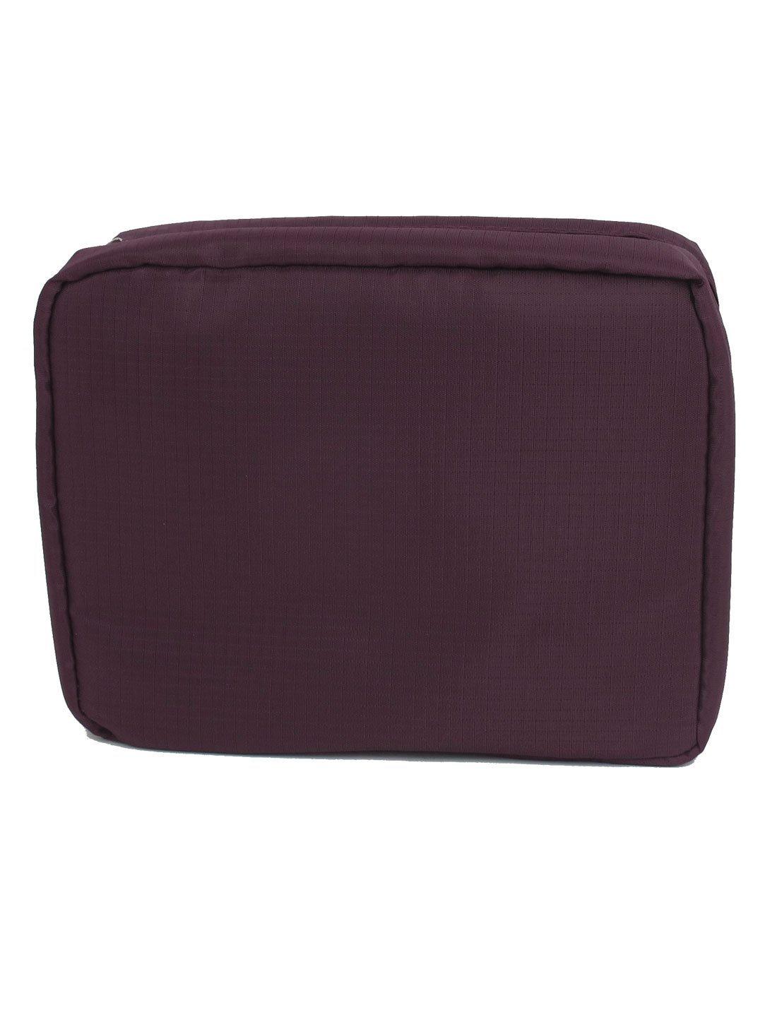 Amazon.com: Viajes eDealMax Higiene Artículos de higiene cosmética de afeitar de Lavado Bolsa de almacenamiento caja de la caja de Borgoña: Health ...