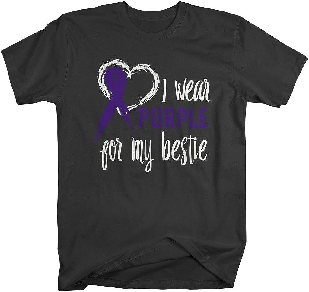 Camisas de Sarah para Hombre con Cinta Morada para Camisetas ...